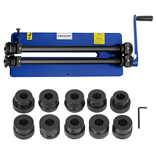 12 in & 18 in manual bead rollers, RM-12 & RM-18