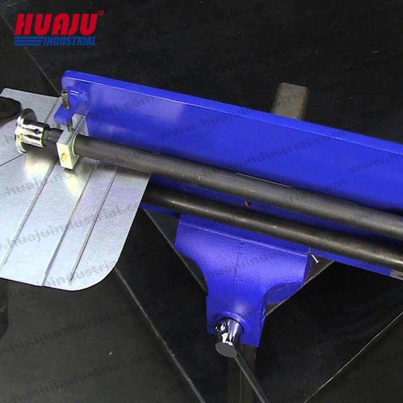 12-inch & 18-inch manual bead roller RM-12 & RM-18