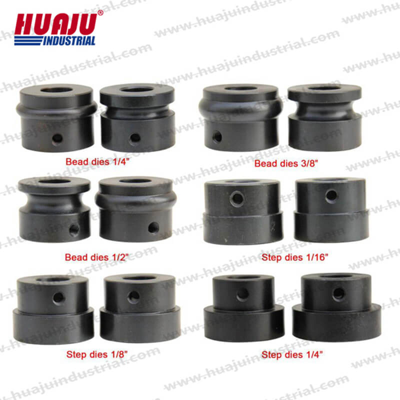 12in & 18in manual bead roller 6 dies RM-12 & RM-18