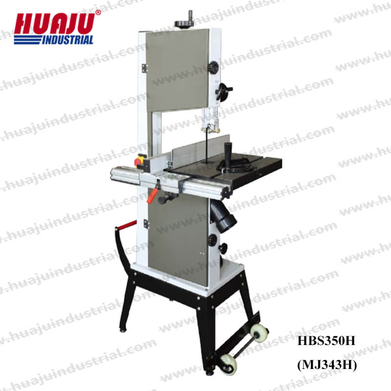 14 in band saw HBS350H(MJ343H)
