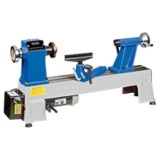 18 Inch wood lathes, MC1018VD & MC1218VD