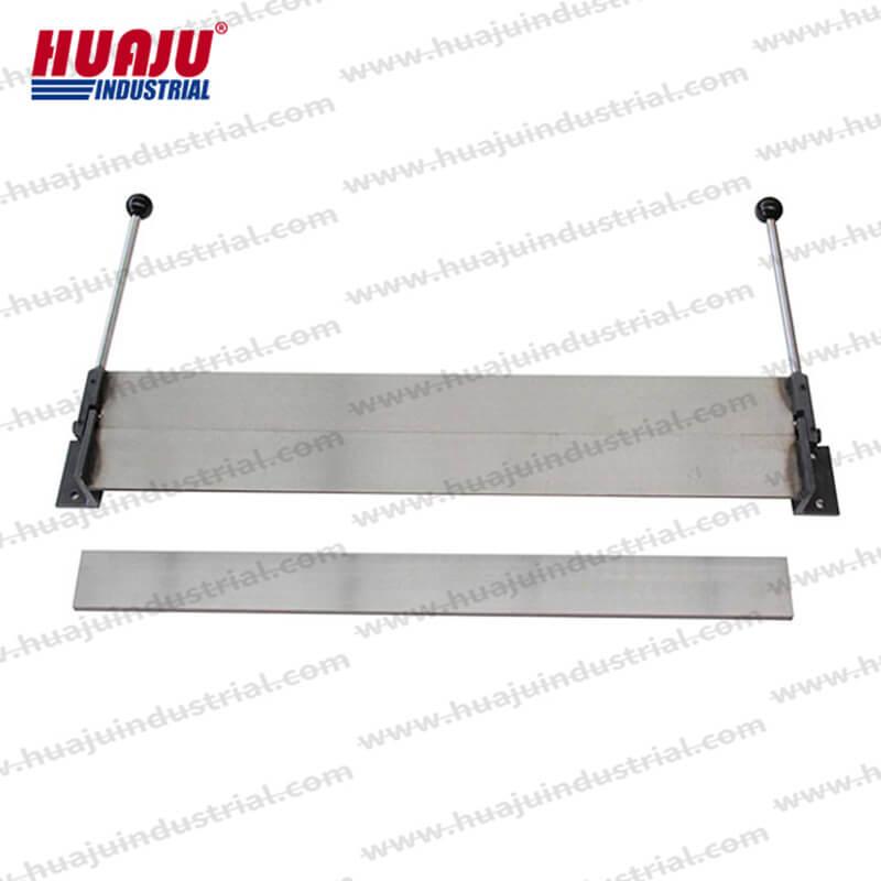 18in, 30in benchtop metal bending brake W1.2×460,W1.2×760