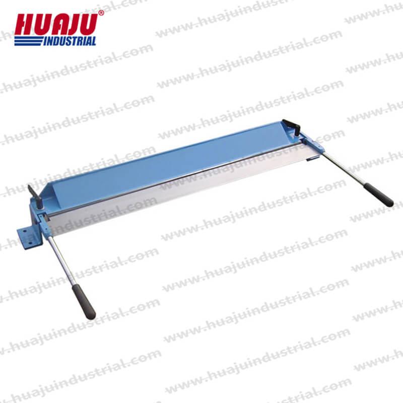 40-inch benchtop bending brake W1.2×1000