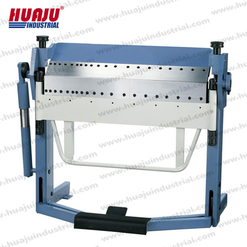 40in, 50in, 60in dual sided box pan brake ffot clamp