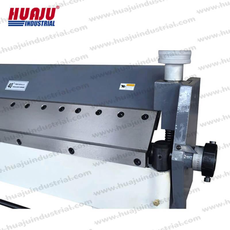 50in box pan brake foot clamp PBB1270-2.0