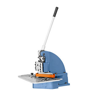 6x6 inch metal corner notcher HN-4