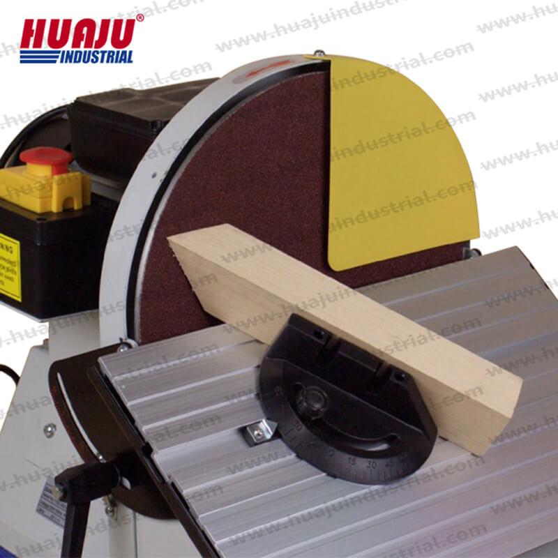 DS-12B wood disc sander, 12 in wood disc sander