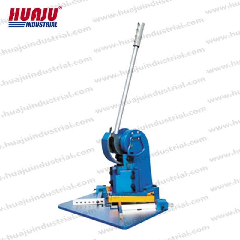 HN-3 5x5 inch manual corner notcher