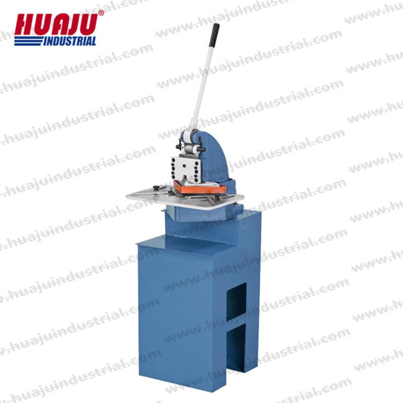 HN-4 6x6 inch metal corner notcher