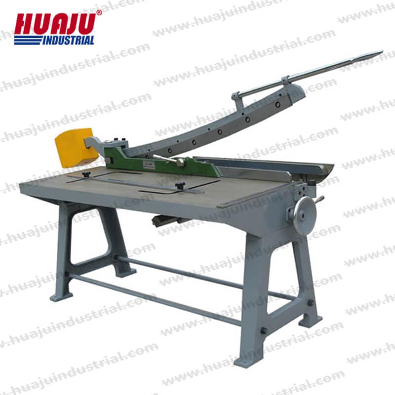 Manual Arm guillotine shears KHS-1000, KHS-1250, 40inch & 50inch