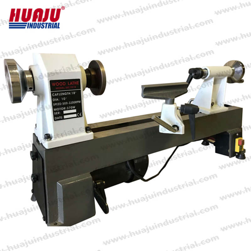 MC1018, MC1218 18 Inch mini wood lathes