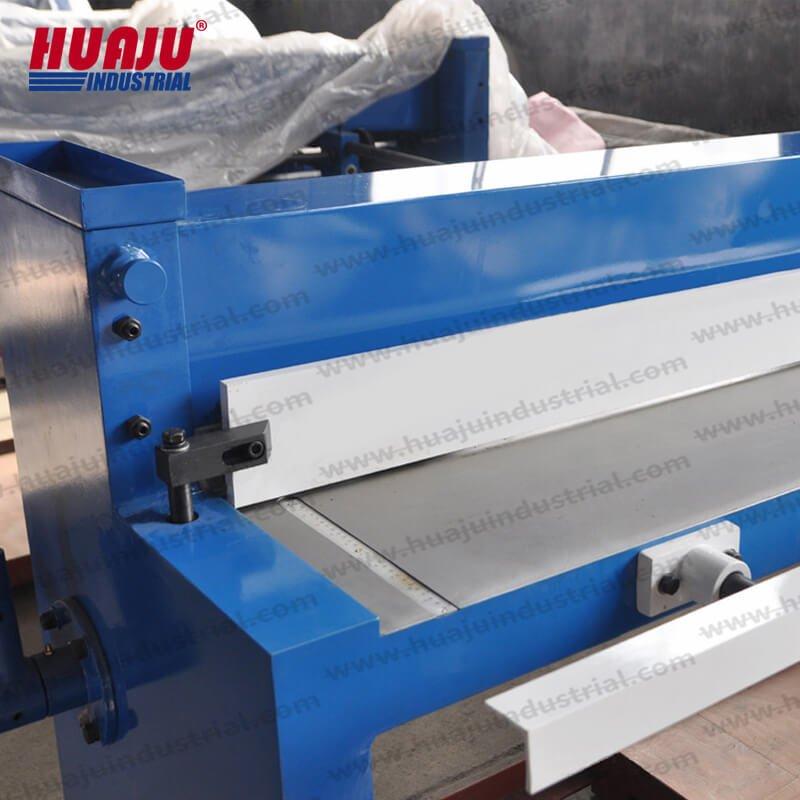 Manual Workshop Guillotine Shears Q01-1.5×1500