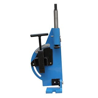 PN-1/2A drill press pipe tube notcher