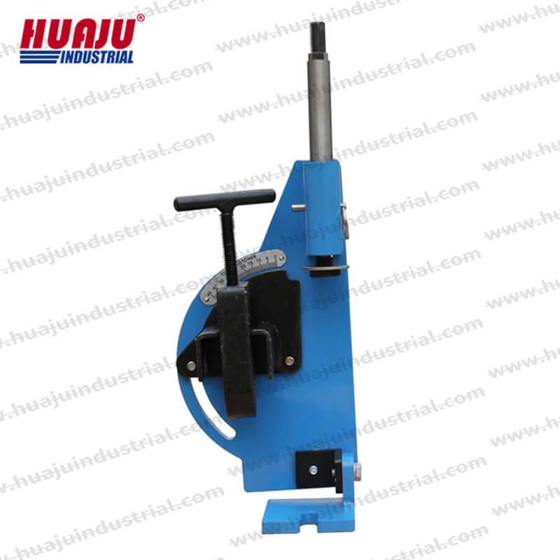 PN-1/2A drill press pipe tube notcher