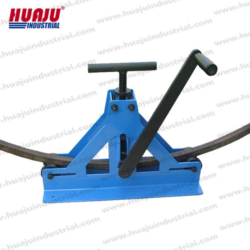TR-40 square tube roller