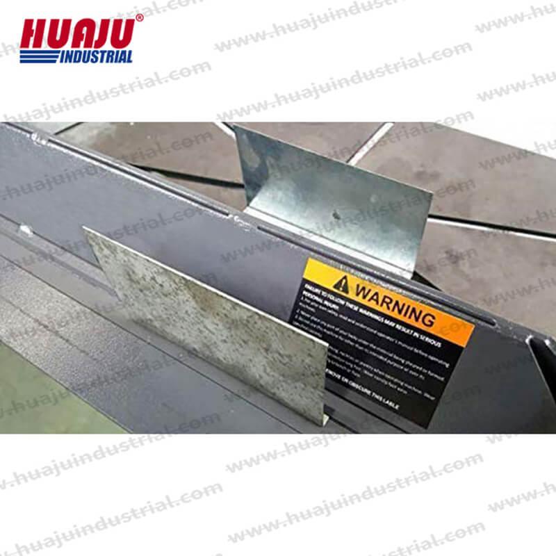 benchtop bending brake 24 inch W1.2-610