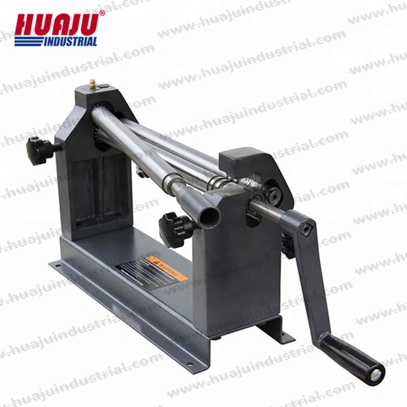 benchtop slip roller W01-0.8×305-12in, W01-0.8×610-24in