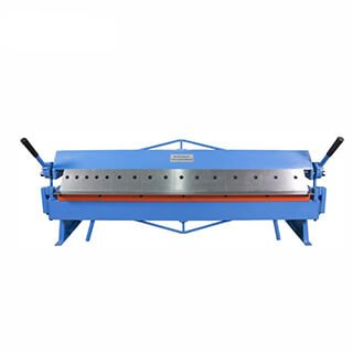 48-inch box pan finger brake W1.5-1220A