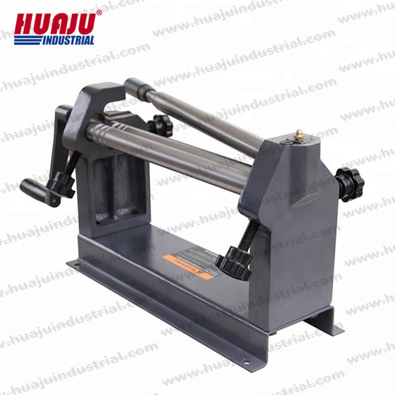 compact benchtop slip roller W01-0.8×305-12in, W01-0.8×610-24in