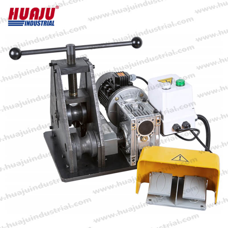 etr-50 electric pipe tube roller