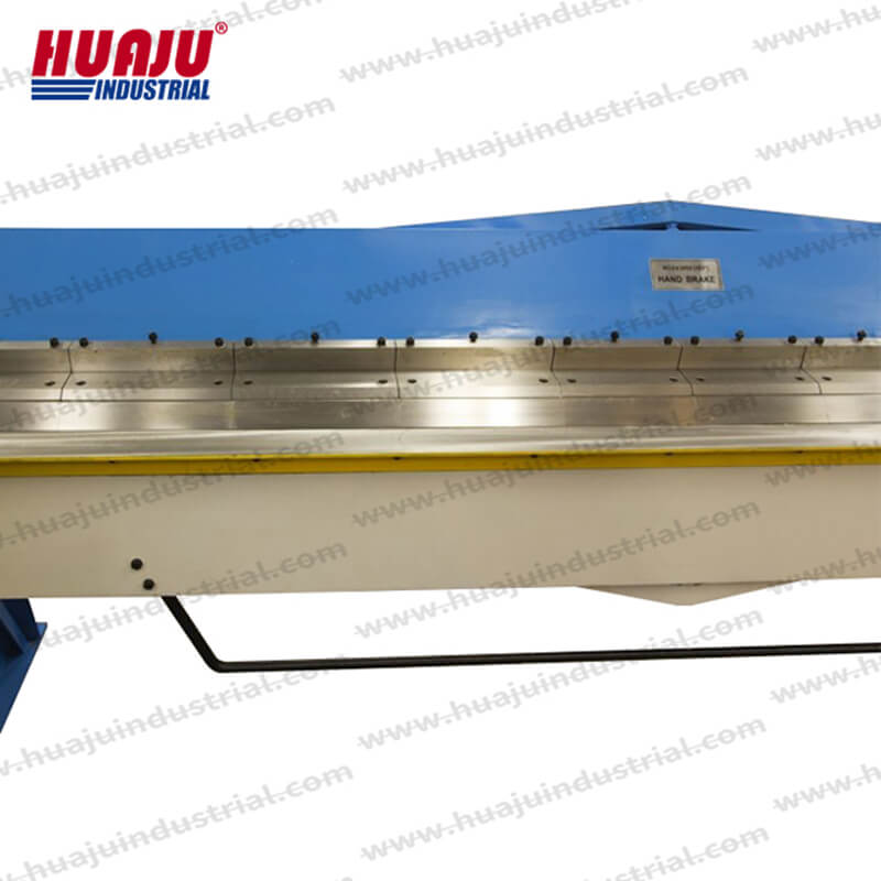 heavy duty pan box hammer brake 100in 120in
