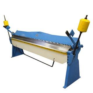 heavy-duty pan box hammer brakes W2.0×2040A, W2.5×2040A, W2.0×2540A, W2.5×2540A, W2.0×3050A