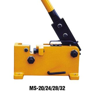 manual bar cutters MS-20, MS-24, MS-28, MS-32