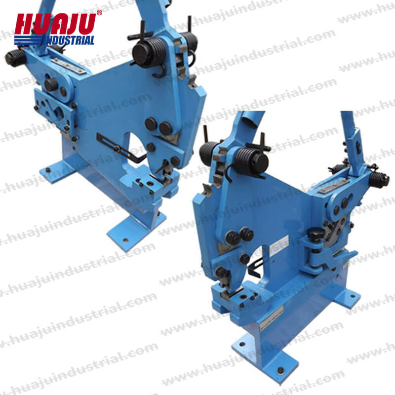 manual bar section shear punch PBS-9