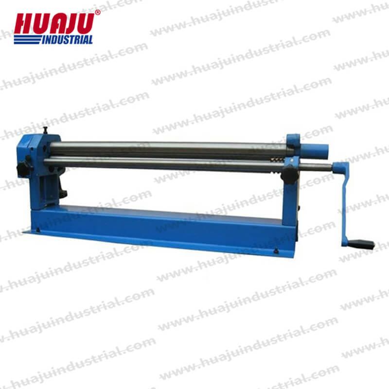 manual benchtop slip roller W1-0.8-915, W01-1.5ch31300