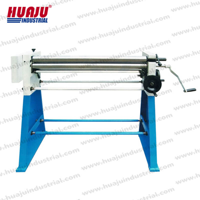 manual slip roller with stand W01-2.0×610,W01-2.0×1000