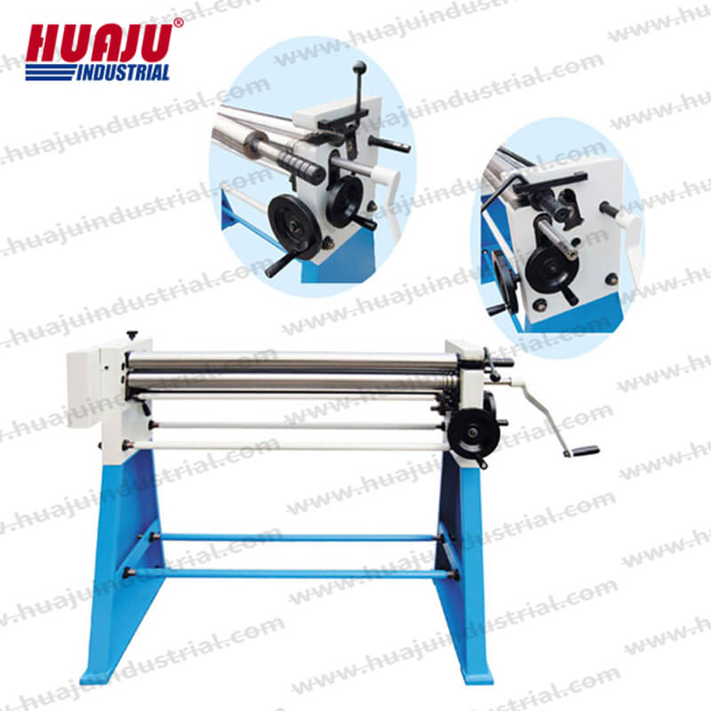 manual slip roller with stand W01-2.0-610