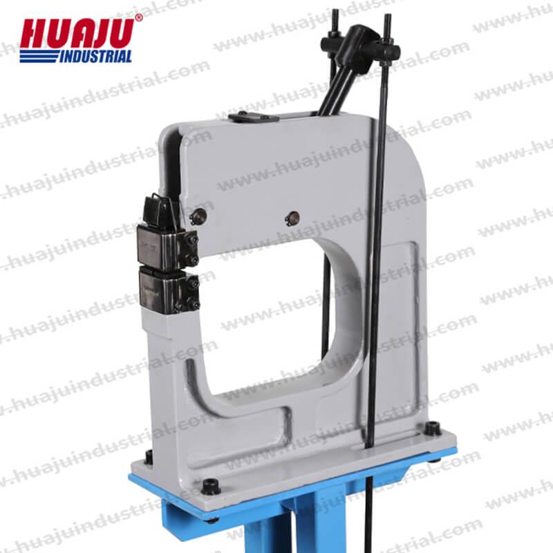 manual ss-16f metal shrinker stretcher