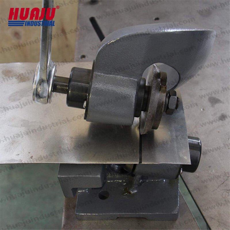 manual throatless shear MMS-2