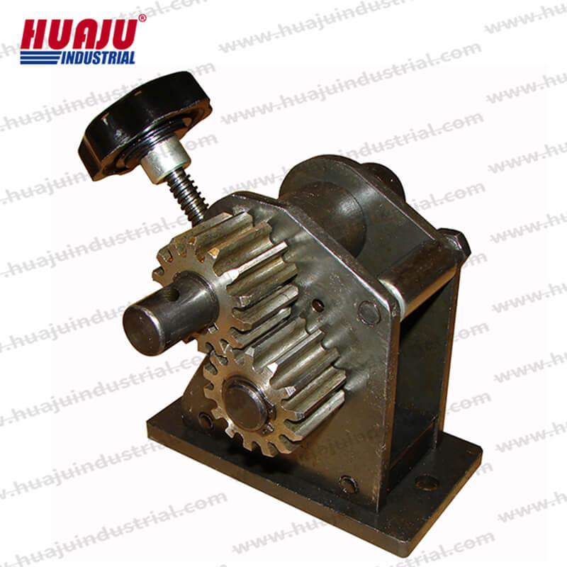 pr-3 small manual ring roller
