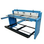 Sheet Metal Cutting & Shearing Machine
