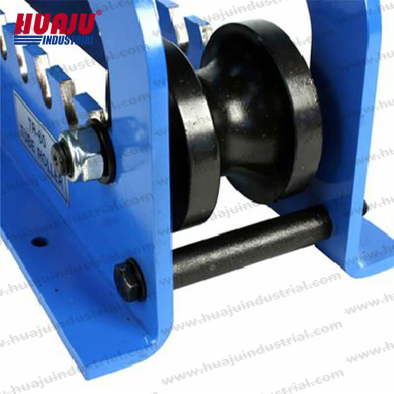 manual tube pipe roller tr-60