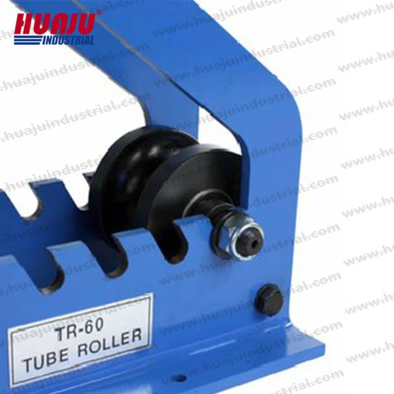 tr-60 manual pipe tube roller